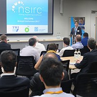 EIROS PHD ANGELO LA ROSA PRESENTED A POSTER AT THE NSIRC ANNUAL CONFERENCE 2017