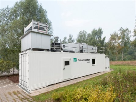 IFAM ice lab - © Fraunhofer IFAM
